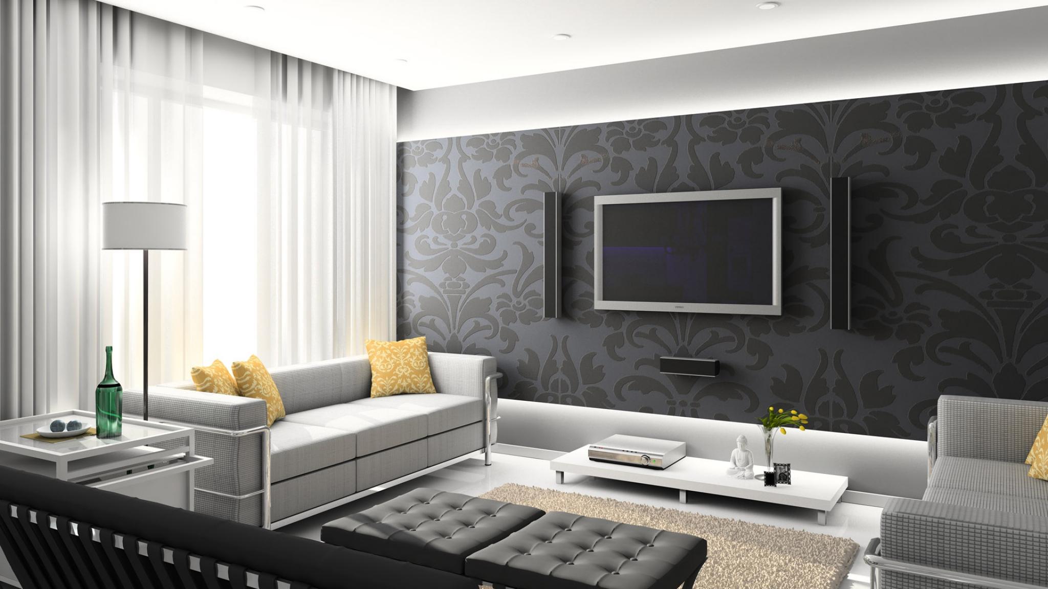 Дизайн и интерьер комнаты