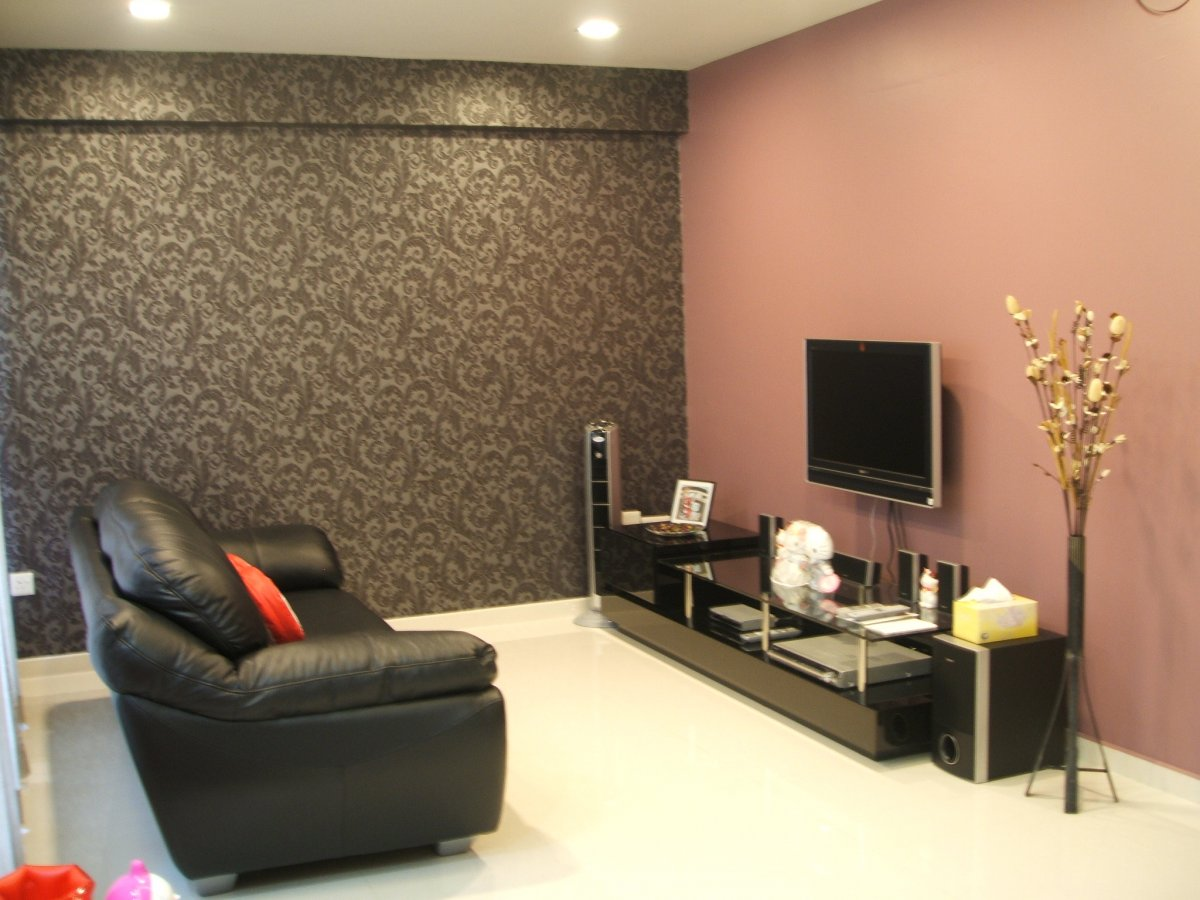 Wall treatment interior design
