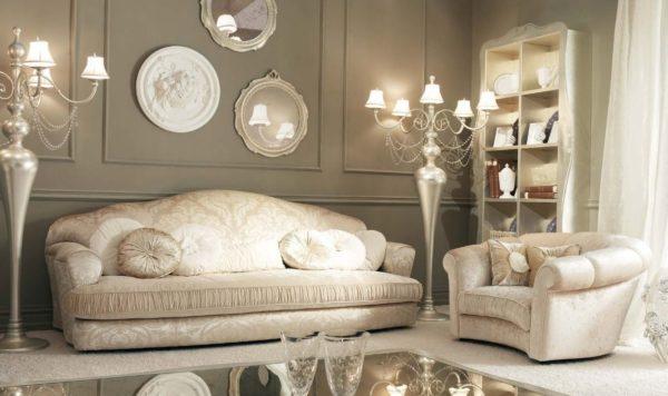 Фото классической мебели