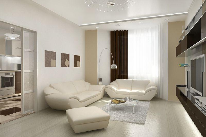 Интерьер гостиной 18 кв м фото в панельном доме