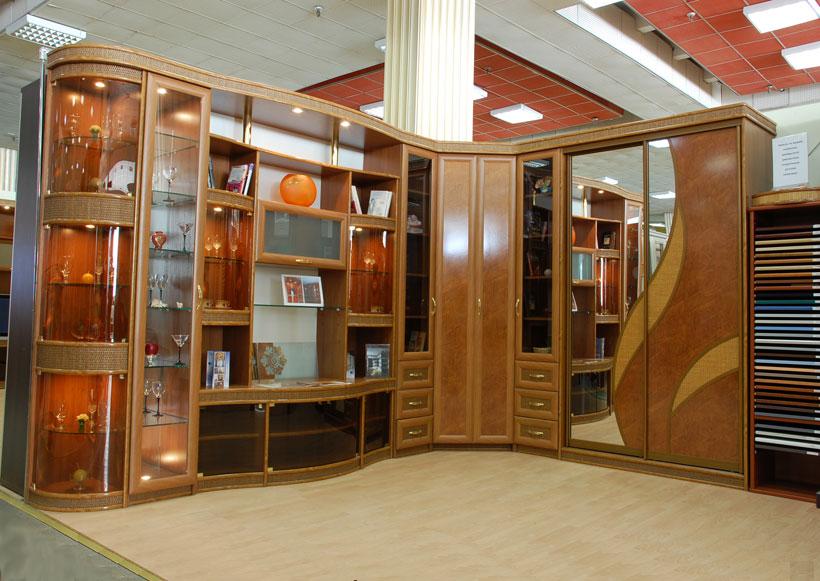 Шкафы В Интерьере Гостиной Москва