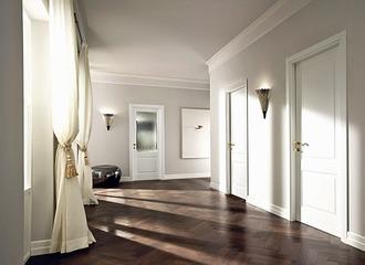 Межкомнатные двери с эмалью и их основные преимущества