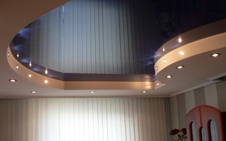 Плиты для обустройства подвесного потолка