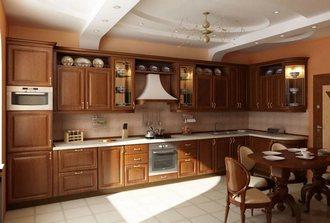Классические кухни: обустройство комнаты без шаблонов