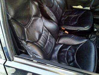 Чехлы на сидения с подогревом