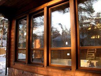 Окна для дачи и коттеджа