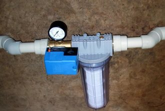 Какой фильтр установить для очистки водопроводной воды