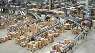Сторонние складские услуги