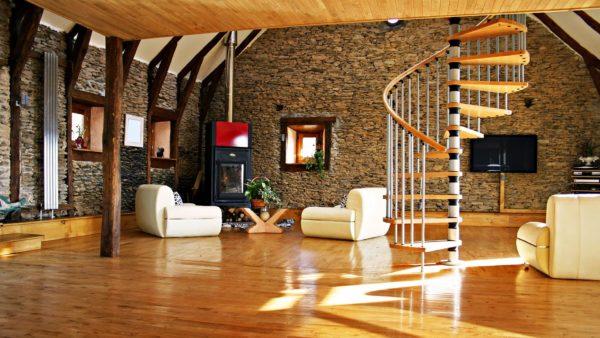 Бамбук вкачестве стенового покрытия