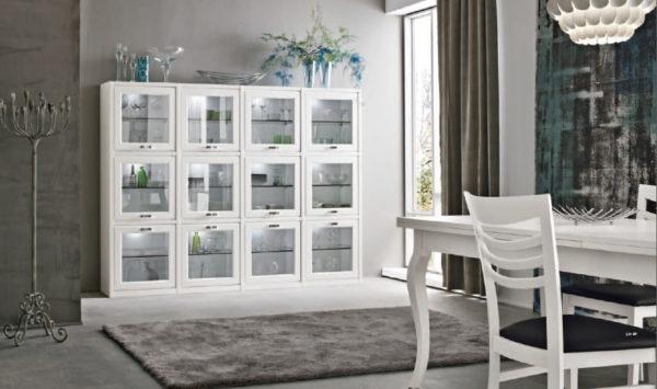 Белый шкаф фото