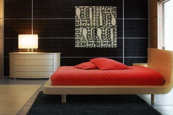 Панели МДФ на стене в гостиной фото