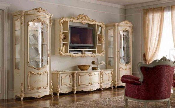 дорогая мебель в интерьере