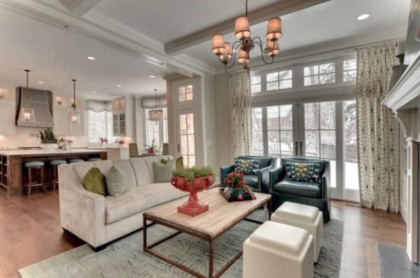 Фото классической гостиной
