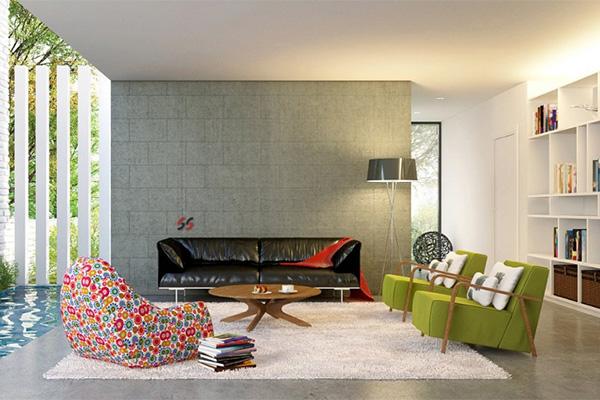 Оригинальная мебель в интерьере