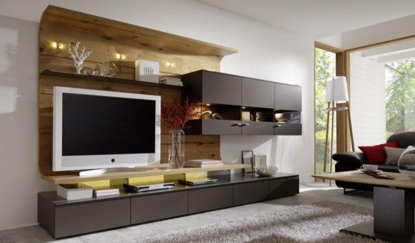 Корпусная мебель в Эко-стиле