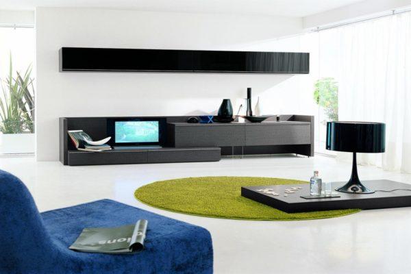 Цветная мебель фото