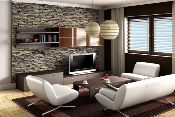 Фото декоративного камня на стенах