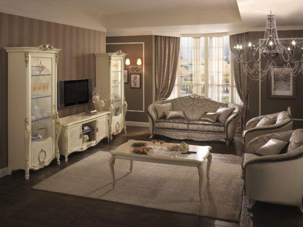 Современная классическая мебель фото